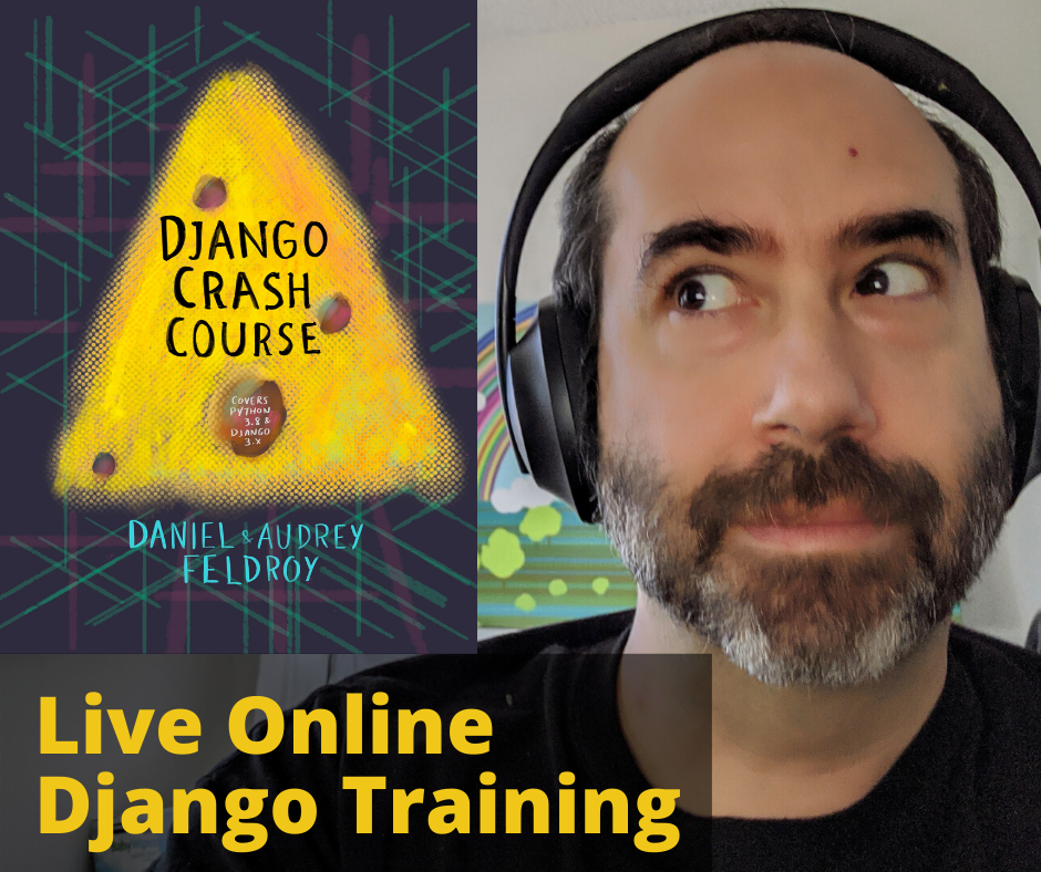Live Online Django Training